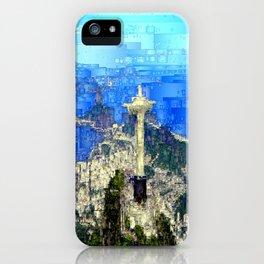 Cristo In Rio De Janeiro Brazil iPhone Case