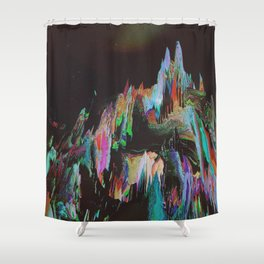 IÇETB Shower Curtain