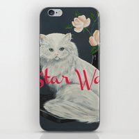 starwars iPhone & iPod Skins featuring Wilco - StarWars by NICEALB