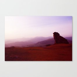 Night To Fall Canvas Print