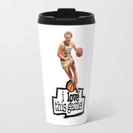 Larry Bird Travel Mug