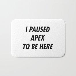 APex Legend Bath Mat