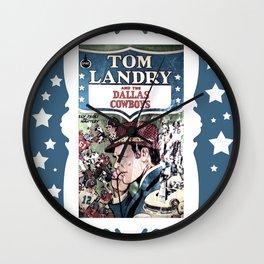 Classic Cowboys Wall Clock