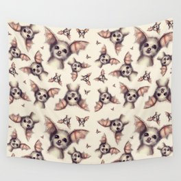 What the Fox - Pattern Wall Tapestry