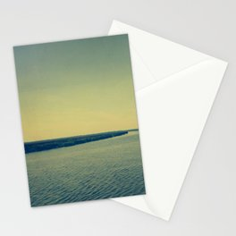 She Left Her Heart Wide Open Stationery Cards