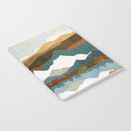 Winter Lake Notebook