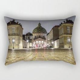Low Angle shot Rectangular Pillow