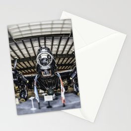 Bomber Stationery Cards