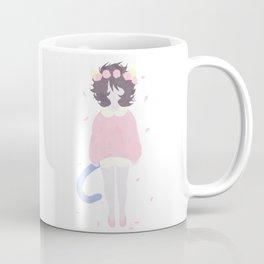 Floral Nepeta Coffee Mug