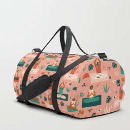 Yoga girls Duffle Bag