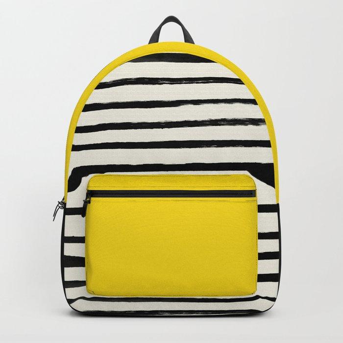 Sunshine x Stripes Backpack
