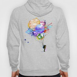 Hold on to Your Dreams Hoody