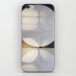 Light Patterns iPhone Skin