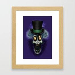 Hattie Ghost by Topher Adam 2017 Framed Art Print