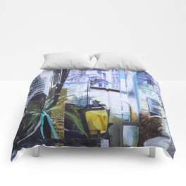 Untitled 1 - (città toscana) Comforters