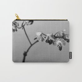 Disgruntled Orchid Carry-All Pouch