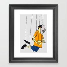 Hang  Framed Art Print