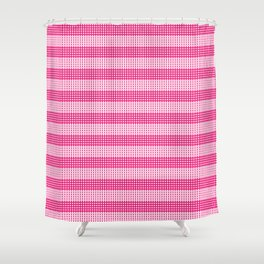 Knitting Shower Curtain