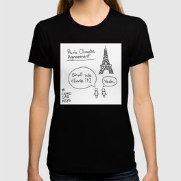 Paris Climate Agreement T-shirt