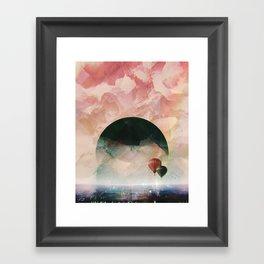 Dryft nwwhwyr Framed Art Print