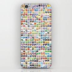 Complete Poke-Pantone  iPhone Skin