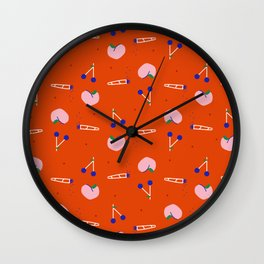 Best things in life Wall Clock