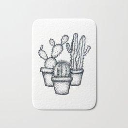 Mini Cactus Bath Mat