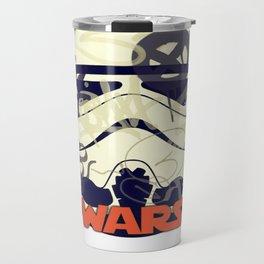 Bucket Art Travel Mug