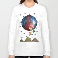oriental Long Sleeve T-shirts featuring Oriental by Nasaém