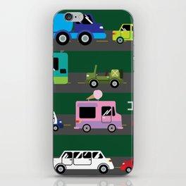 On The Road Again iPhone Skin