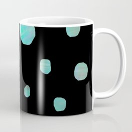 Blue meteorites Coffee Mug
