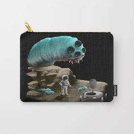 Space worm Carry-All Pouch