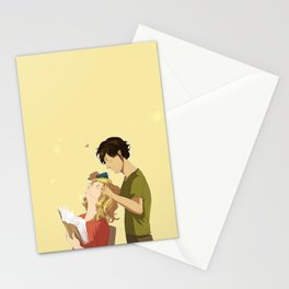 Enjolras et Grantaire Stationery Cards