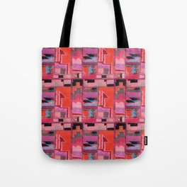 Medina of Tunis Tote Bag