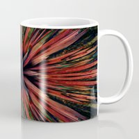 plant Mugs featuring PLANT by JONNYMELLOR