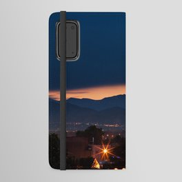 Mount Evans Sunset Android Wallet Case
