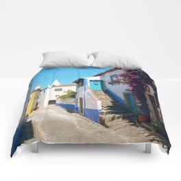 Obidos, Portugal (RR 175) Analog 6x6 odak Ektar 100 Comforters