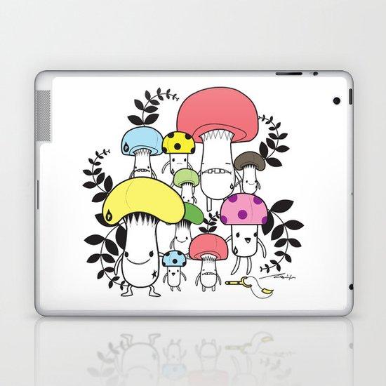 WELCOME TO MUSHROOM LAND - EP.547 VE Laptop & iPad Skin