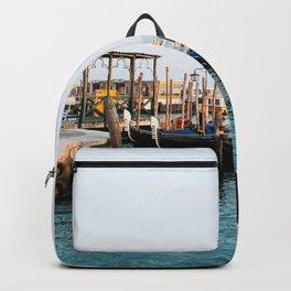 Gondola's. Backpack