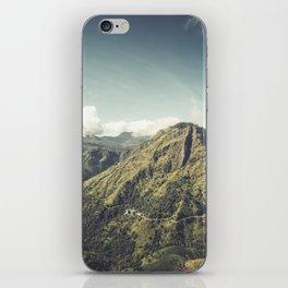 Ella Rock, Sri Lanka iPhone Skin