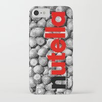 nutella iPhone & iPod Cases featuring Nutella + Forever by Sheltered Lake