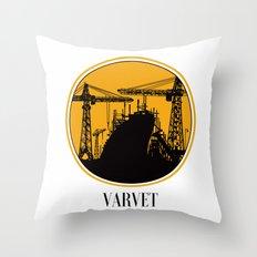 Varvet Throw Pillow
