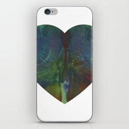 Glutenous Heart iPhone Skin