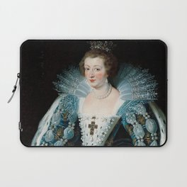 Royal Portrait Queen Anna Laptop Sleeve
