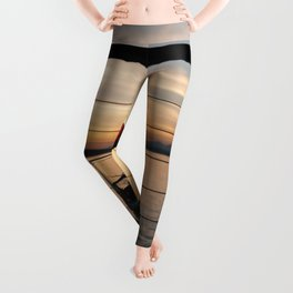 Wine and Whiskey Eve Leggings