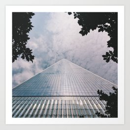 1 World Trade Center Art Print
