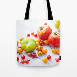 Tennessee Tomatoes 2 Tote Bag