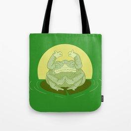 Toadism Tote Bag