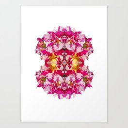 Bloom4 Art Print