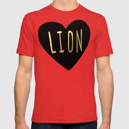 Lion Heart T-shirt